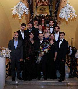 Concierto de Navidad a cargo de Amics de l´Opera de Castellón