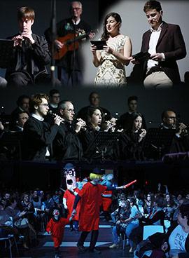 Dolçainadal, concierto benéfico a favor de ASEMI