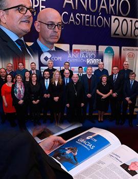 Presentación del  Anuario 2018 de COPE Castellón