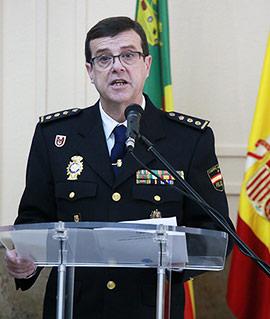 Emilio Romero, nuevo comisario provincial de la Policía Nacional de Castellón