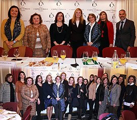 Mujeres con poder, encuentro en el Real Casino Antiguo de Castellón