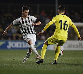 El CD Castellón empata ante el Villarreal B