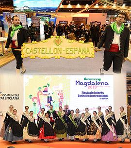 Las fiestas de la Magdalena en la Feria Internacional de Turismo Fitur