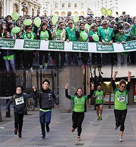 III AECC Castellón en marcha
