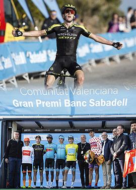 Volta Ciclista a la Comunitat Valenciana