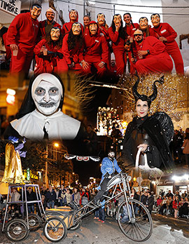 Gran Desfile de Carnaval del Grau