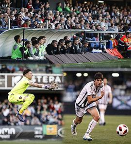 Empate entre el partido del Atlético Levante contra CD Castellón