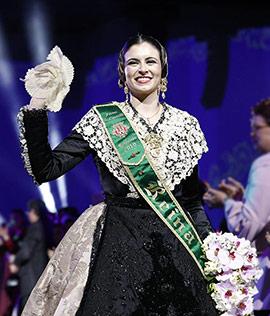 Galania 2019 en honor a la reina Natalia Palacio