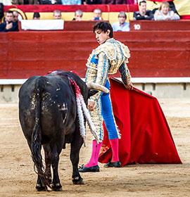 Roca Rey y El Fandi, gran tarde de toros