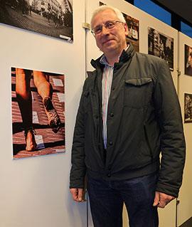 José Ramón Gil, ganador del IX Maratón Fotográfico Castellón