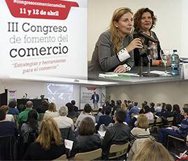 Inauguración del III Congreso de Comercio de Castelló