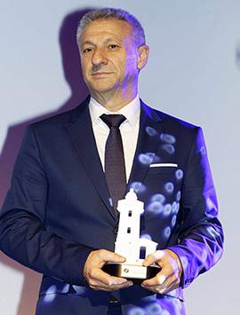 Entrega de los IV Premios Faro PortCastelló 2019
