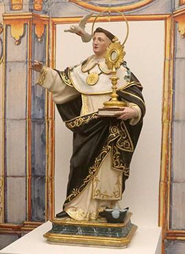 La exposición de arte sacro, La llum de la Memòria, llega a Castelló