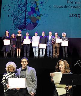 Entrega de los Premios Ciudad de Castellón 2019