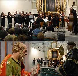 Lleno total en el concierto de la Orquesta Barroca del Conservatori Superior de Música de Castelló