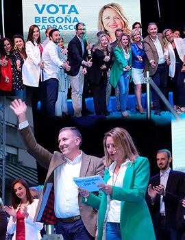 Presentación de la candidatura del Partido Popular de la ciudad de Castellón para las elecciones del 26 de mayo