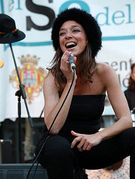 Bárbara Breva en El So del Talent