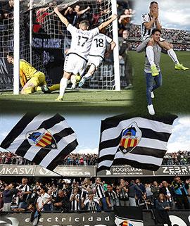 Victoria del CD Castellón ante el FC Barcelona B