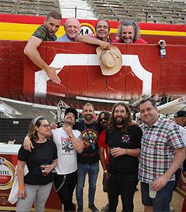 La música en vivo de Tardéolé en Castellón