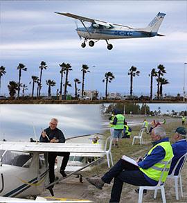 Castellón celebra el Campeonato del mundo de  vuelo de precisión