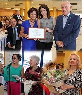 Merienda solidaria a beneficio de la Asociación española contra el cáncer, AECC