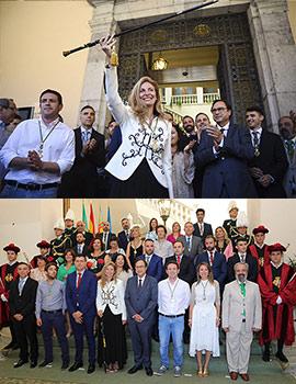 Amparo Marco Gual, reelegida alcaldesa de Castelló
