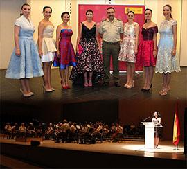 Concierto de Bandas de música durante la semana de las Fuerzas Armadas