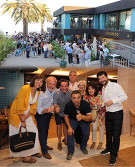Inauguración de Habanero restaurante en Benicàssim