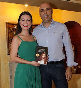 Presentación de la última novela del escritor y académico Javier Más