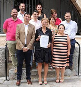 La Junta de Gobierno Local se constituye en el Ayuntamiento de Castelló