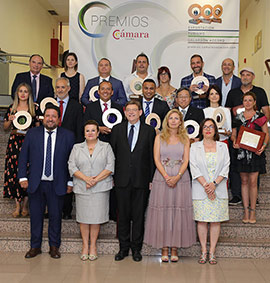 Entrega de los premios 2018 a la Exportación, Turismo y Accord a la Calidad Social