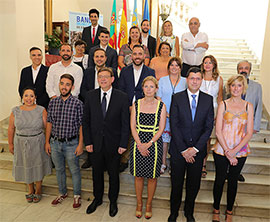 Amparo Marco demanda ante Ximo Puig una financiación más justa para Castelló