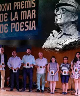 XXVI edición de los Premis de la Mar de poesia