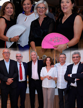 El Colegio de Médicos de Castellón celebra su cena de gala