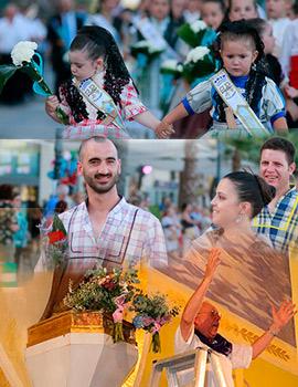 La Ofrenda de flores a Sant Pere del Grao de Castelló