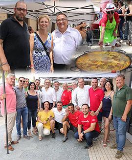 Día de las Paellas de las fiestas de San Pedro del Grao de Castelló