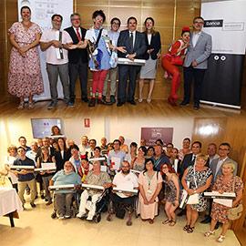 Bankia y Fundació Caixa Castelló apoyan con 100.000 euros a 41 asociaciones de la provincia