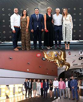 El Gran Casino Castellón brilló en la fiesta de inauguración de La Terraza donde se lanzó su nueva imagen