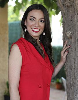 Carmen Molina Ramos, reina de las fiestas de la Magdalena 2020