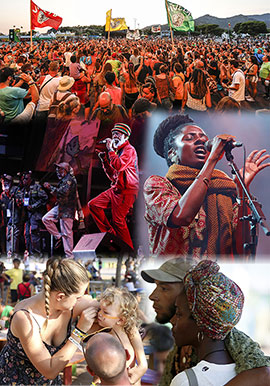 El Rototom Sunsplash despide su Stand Up For Earth