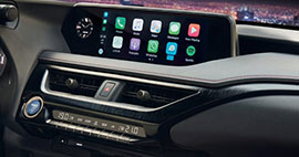 Lexus incorpora en España Apple CarPlay™ y Android Auto™ en sus vehículos
