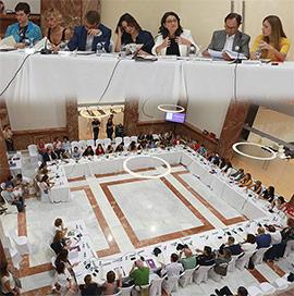 II Aniversario del Pacto Valenciano contra la Violencia de Género