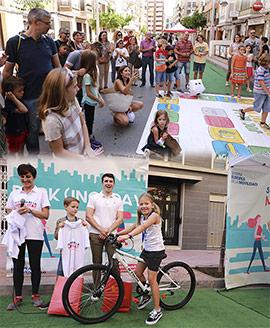 Castellón celebró la Semana Europea de la Movilidad