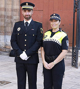 Día de la Policía Local en Castelló