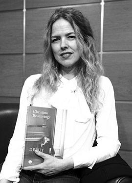 Christina Rosenvinge: ´Debut: cuadernos y canciones´
