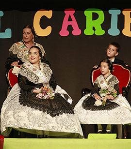 Presentación de la Gaiata 19, La Cultural, para las fiestas de la Magdalena 2020