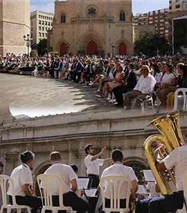Conmemoración del 9 d´Octubre, día de la Comunitat Valenciana