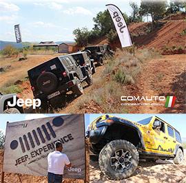 Primera Jeep® Experience en Castellón con Comauto