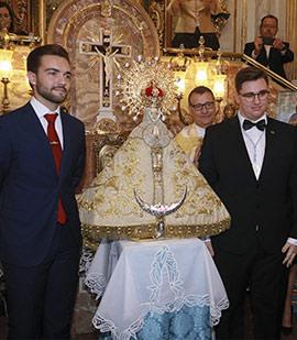 Celebración de la Fiesta de la Real Cofradía de Nuestra Señora del Lledó