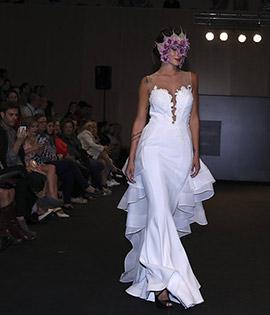 Higinio Mateu presentó su nueva colección de novia y celebración hombre